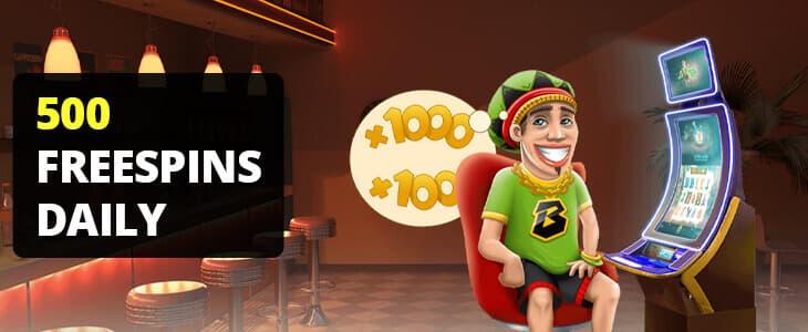 Bob Casino Free Spins